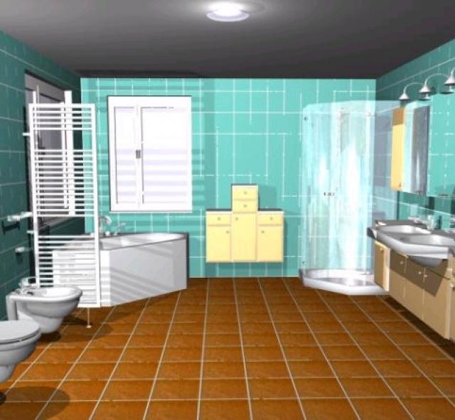 Badkamers schipper bv for Ontwerp badkamer 3d